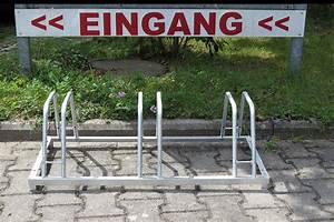 Fahrradständer Selber Bauen : fahrradst nder f r 3 fahrr der fahrrad mehrfach st nder boden ~ One.caynefoto.club Haus und Dekorationen