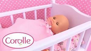 Bébé Corolle Youtube : corolle b b mon premier lit bascule baby doll cradle accessoire poupon youtube ~ Medecine-chirurgie-esthetiques.com Avis de Voitures