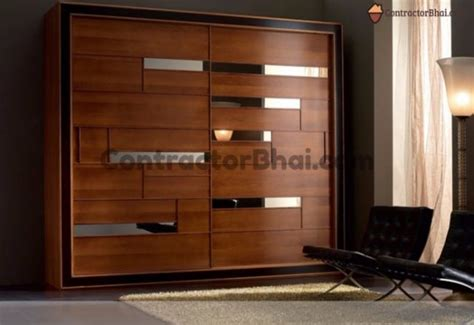 wood paneling design ideas to wardrobe finish contractorbhai