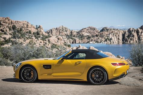 2018 Mercedesamg Gt Coupe And Roadster Pricing Announced