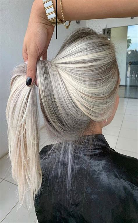 beautiful blonde hair color ideas  modren hub