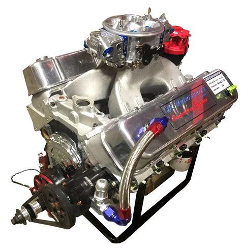 big block chevy 540 race gas engine 875 hp