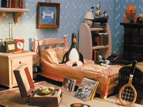 feathers mcgraw wallace  gromit wiki