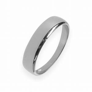 or blanc or noir white gold With alliance homme