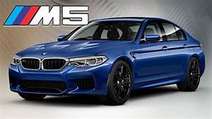 2018 Bmw M5 All Color Options Interior And Exterior
