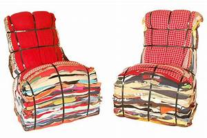 Droog Design Chair Rag Chair Tejo Remy Brandnu Design