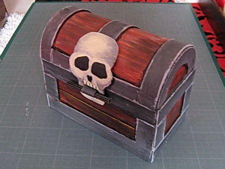 fabriquer un coffre pirate en et rencontr 233