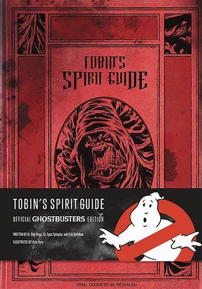 Spirit Guide Tobins Ghostbusters Tobin Hc Gbfans