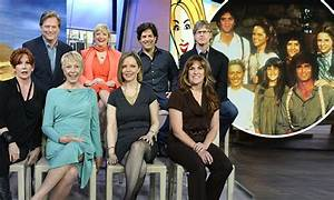 The cast of Little House on the Prairie reunites on Today ...