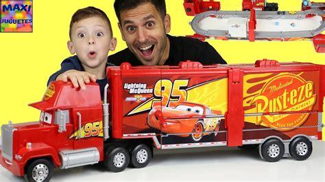 Camion Mack Cars Camion De Cars Supermega Mack