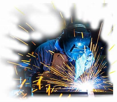 Welding Welder Fabrication Clipart Gas Graphics Metal