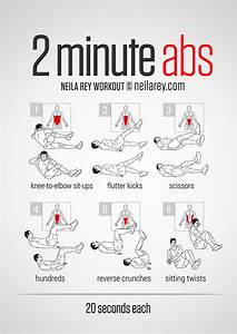 Get 6 Pack Abs Fast With These 15 No Equipment Workout ...