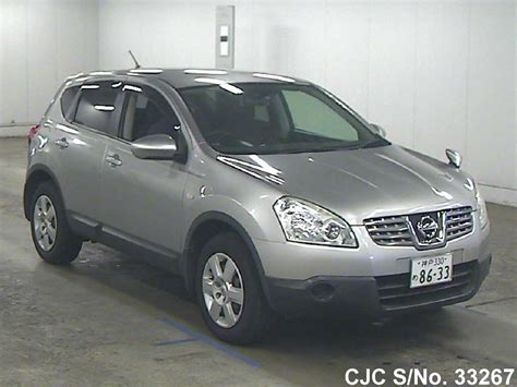 nissan dualis 2008 2008 nissan dualis silver for sale stock no 33267