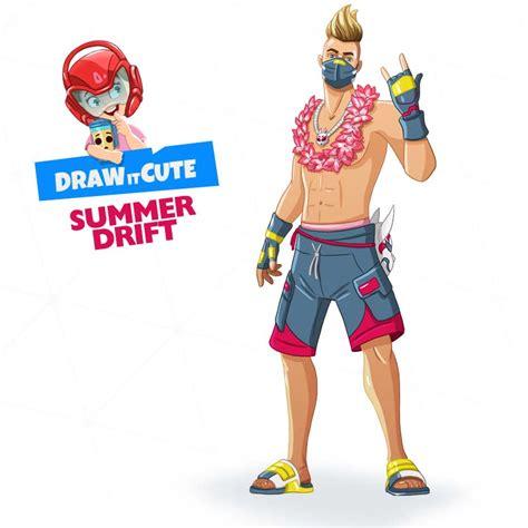 draw summer drift fortnite season  draw  cute