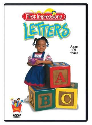 baby s letters dvd learning dvds the brainy 981   letters grande