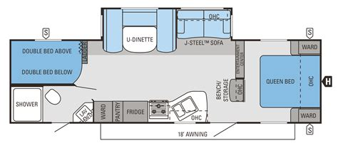 floor plans jayco travel trailers 2014 eagle travel trailers floorplans prices jayco inc