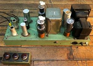 Mystery Amp Circa 1955  Mystery Solved  Anyone Have A Schematic