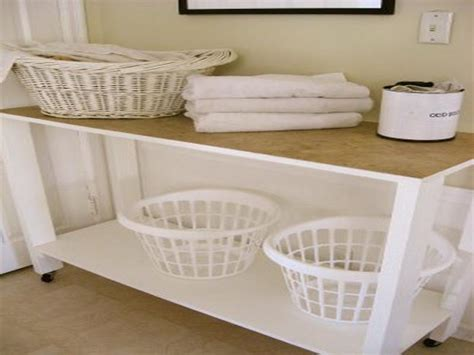 laundry room table with storage furniture laundry room table laundry room organization