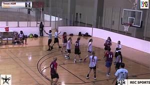Lone Star Showdown Intramural Women's Basketball - YouTube