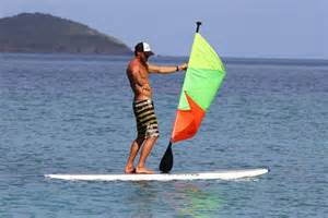 Stand Up Paddle Board Sail