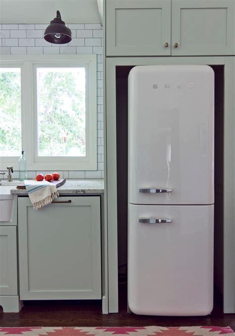 kühlschrank vintage look retro design f 252 r retro k 252 hlschr 228 nke ideen top