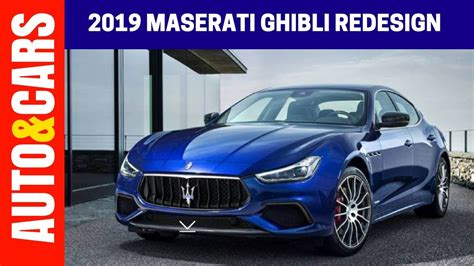 Maserati Ghibli 2019 by 2019 Maserati Ghibli Redesign Specs And Review