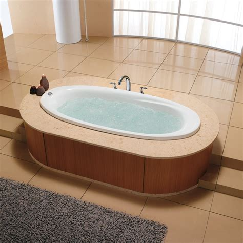 In Tub by Manchester Heated Air Jet Tub