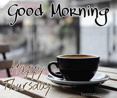 33+ Good Morning Happy Thursday Images, Wishes, Quotes ...