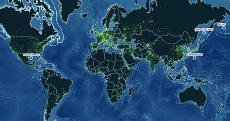 geogarage donut holes  international waters