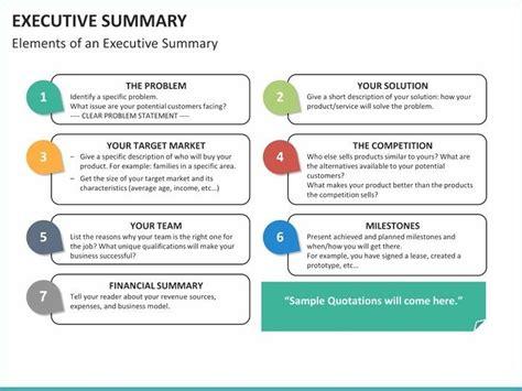 executive summary powerpoint  joselinohouse work