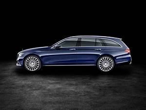 Mercedes E Class : 2017 mercedes benz e class wagon is both spacious and luxurious autoevolution ~ Medecine-chirurgie-esthetiques.com Avis de Voitures