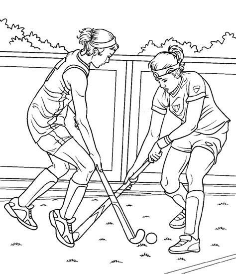 les jeux de fille de cuisine gratuit coloriage sports hockey à colorier allofamille