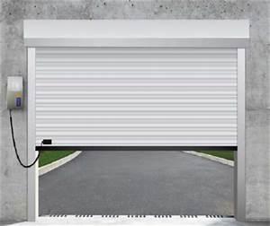 Hauteur Porte De Garage : portes de garage enroulables hauteur largeur ~ Melissatoandfro.com Idées de Décoration