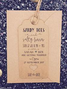 best 20 beach wedding invitations ideas on pinterest With wedding abroad when to send invitations