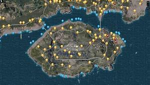 Steam Community Guide PuBG ErangelMiramar Maps With