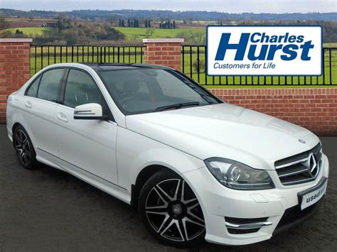 The engine offers a displacement of 2.1 litre matched to a rear wheel drive system and a manual gearbox with 6 gears. Used 2013 Mercedes-Benz C Class C220 CDI BlueEFFICIENCY ...