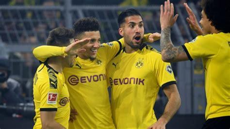 Borussia dortmund droht erstmals seit sechs jahren das millionenspiel champions league zu verpassen. Borussia Dortmund vs. Eintracht Frankfurt Spielbericht, 14 ...