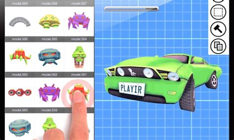 Car Designing Apps For Android by Playir App Creator Apk Free