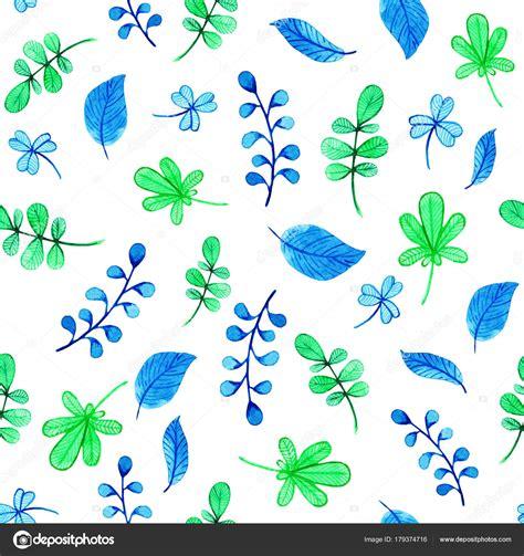 Para las siguientes decoraciones de caramelo, los accesorios necesarios son hojas de papel vegetal, se. Decoraciones para tarjetas | Patrón de hojas de acuarela. Ilustración para diseño, tarjeta ...