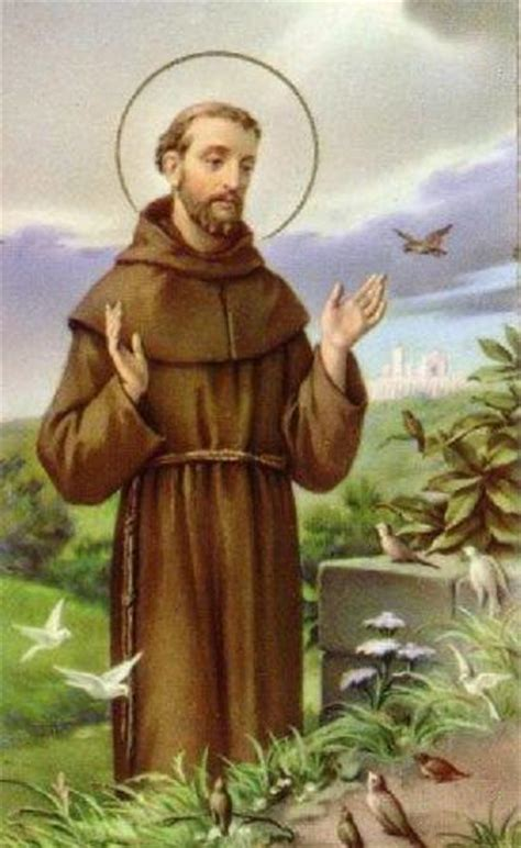 st francis of assisi date of birth peaceful garden figure our grace statue or st francis yard bird feeder ebay