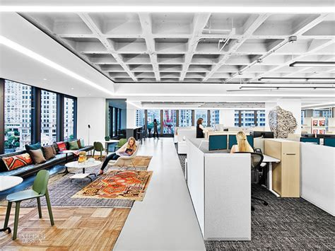 Office Space Chicago by New Iida Headquarters By Gensler Thinks Big Chicago Scale