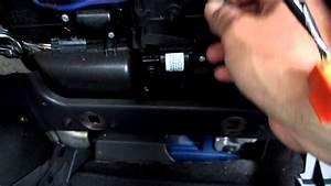 2009 Dodge Ram 1500 Blend Door Actuator Replacement