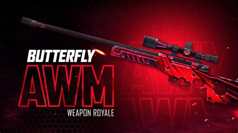 Top 4 Best AWM Skins In Free Fire