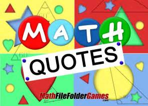 Math Quotes for Elementary Students