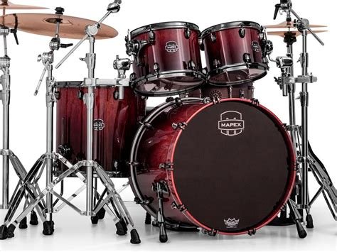 Drummerszone News  Videos Of Mapex Saturn Iv Series At