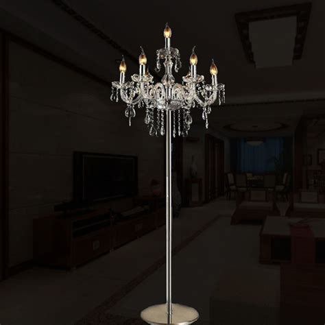standing lights for bedroom creative brief gold floor ls glass ball stand l for
