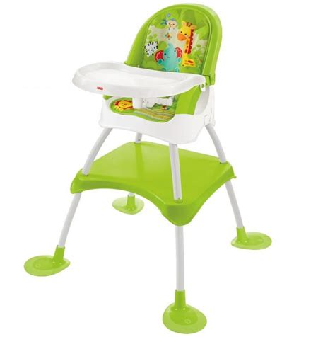 Fisher Price 4in1 Baby Feeding High Chair Booster Seat