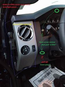 Ford Aux Switch Wiring