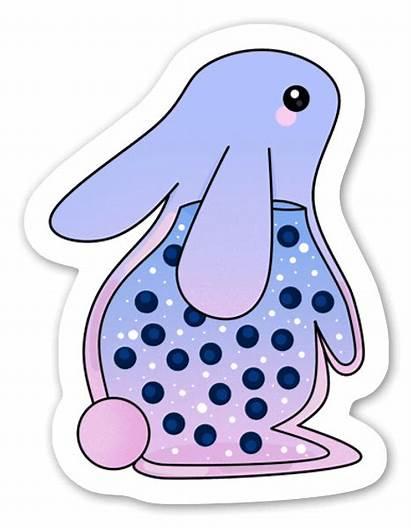 Bunny Stickerapp
