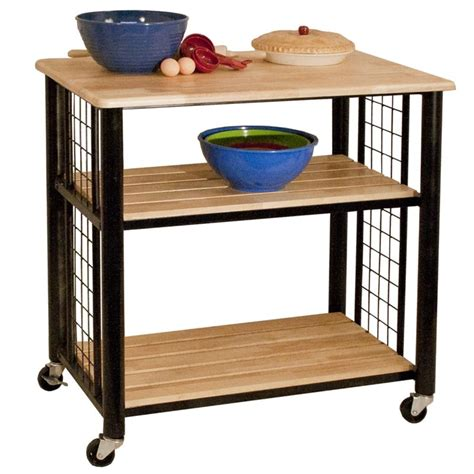 catskill craftsmen contemporary kitchen cart catskill craftsmen contemporary kitchen cart in black 80047 8072